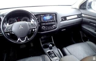 Лонг-тест Mitsubishi Outlander: японская зона