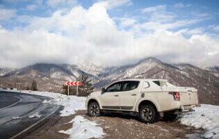 Тест-драйв Mitsubishi L200 2015 года